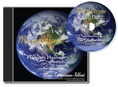 Planetary Healing - I hear the call of the Rainbow Warrior