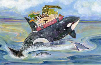 Orca by Donna MacLaren